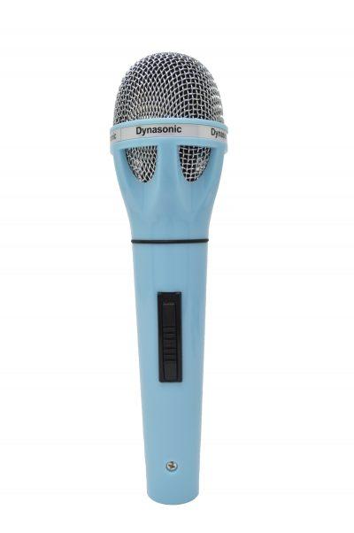 Micrófono Dynasonic Azul
