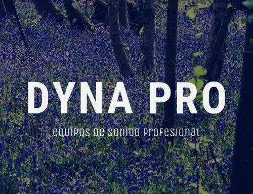 Equipos de sonido Dyna Pro