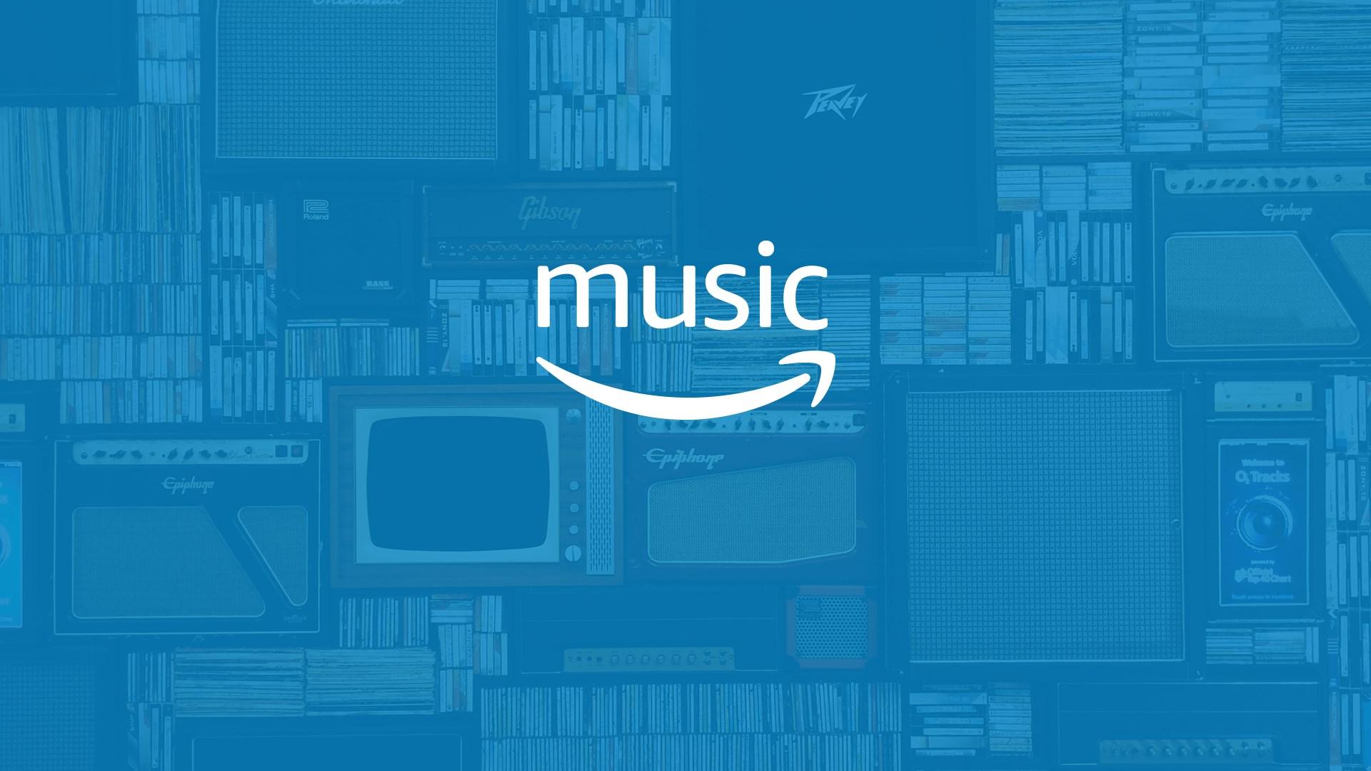Amazon Music Plataformas de música en streaming Dynasonic