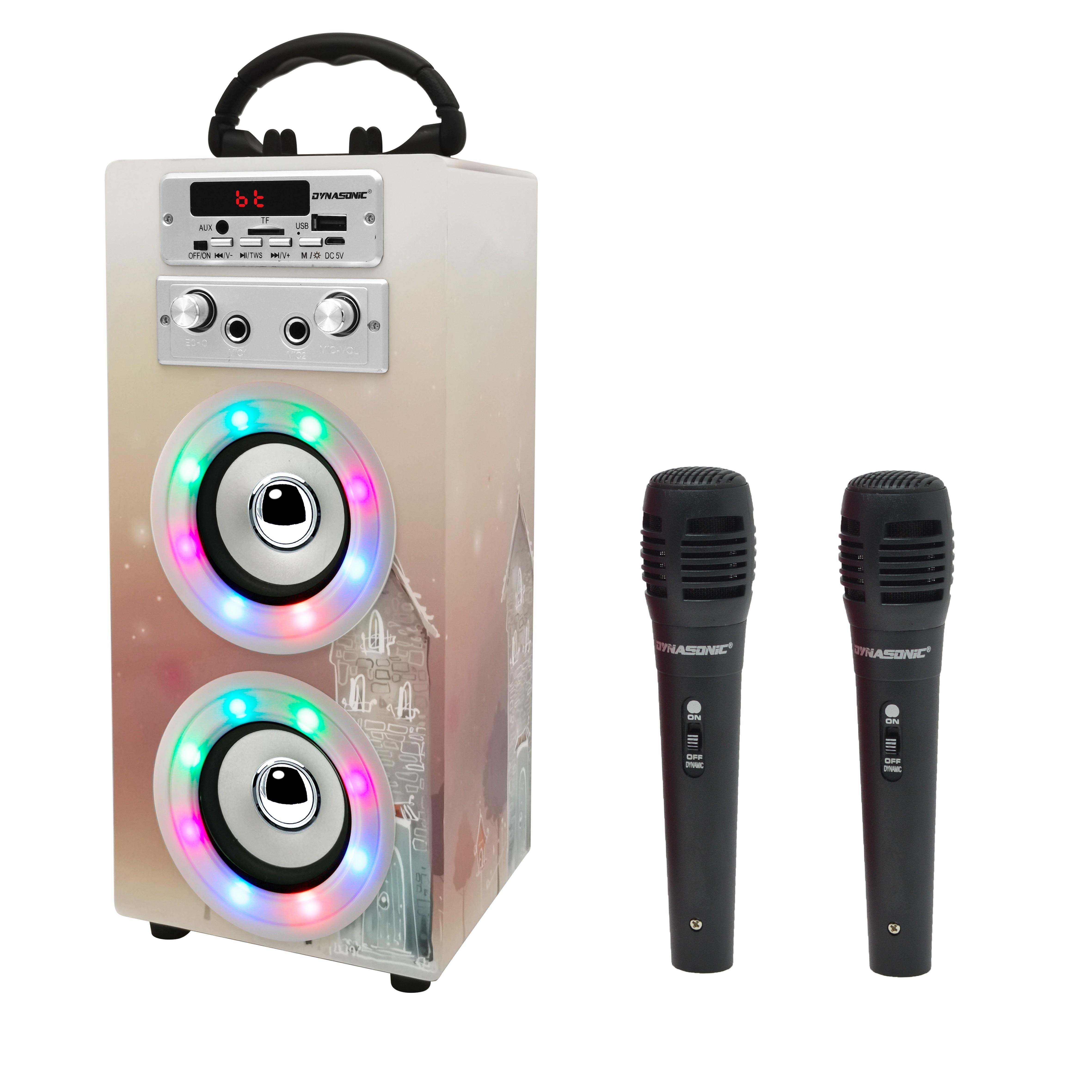 altavoz karaoke modelo 025.19
